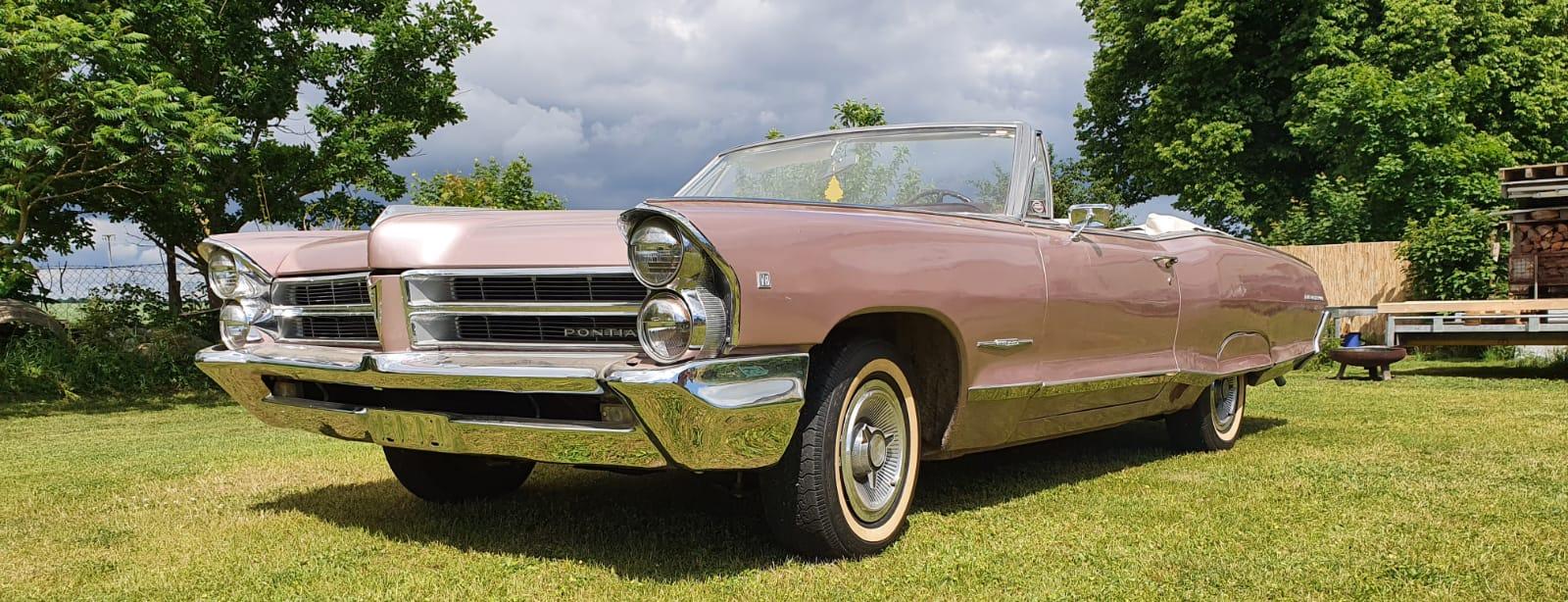 Pontiac Parisienne Cabrio 1965