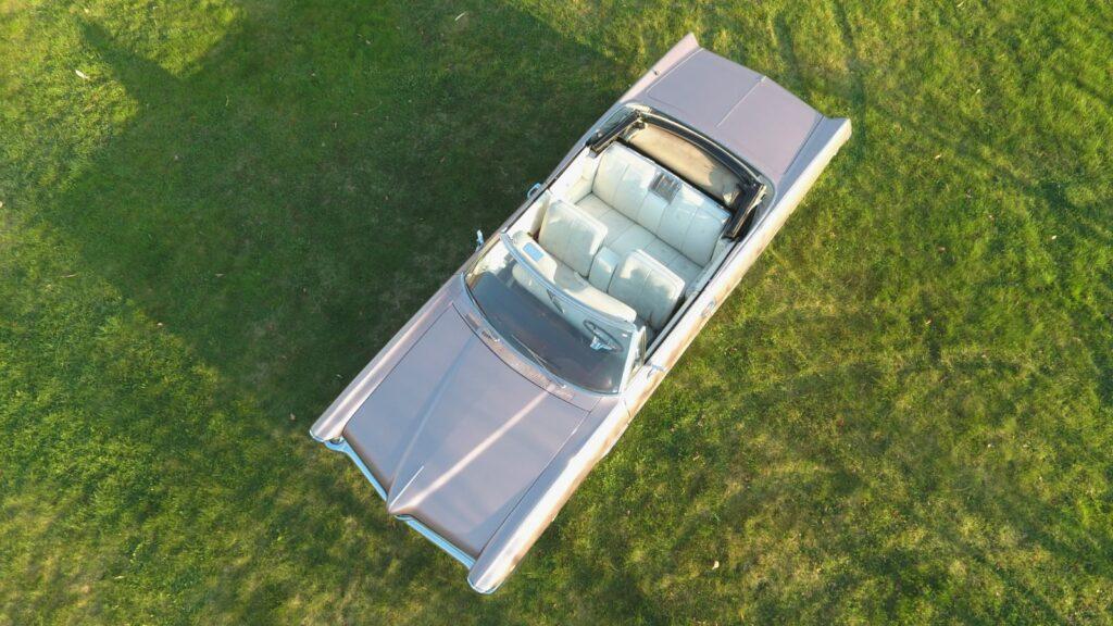 Pontiac Parisienne Cabrio 1965 zum vermieten in Göttingen