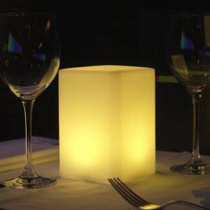 Tafellampje Cubic