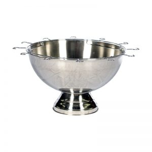 Champagne & Punch Bowl | Opzetring