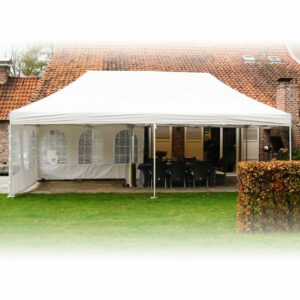 Party Vouwtent 4 x 8 mtr.