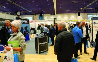 Succes for rengøringsmesse i Odense