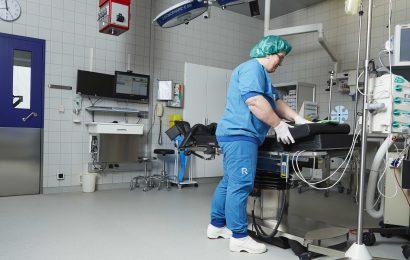 Coor bliver stærk på hospitalsrengøring