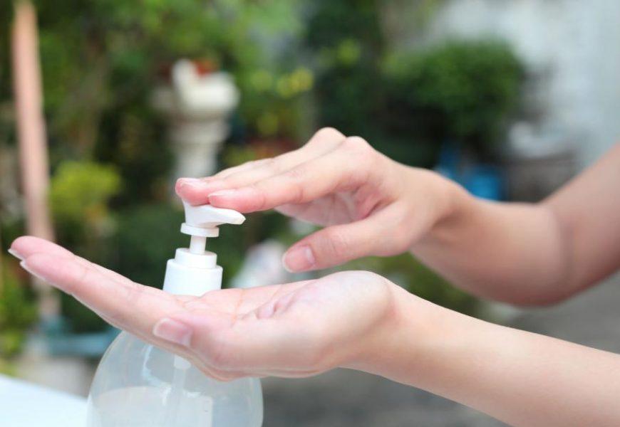 Bakterier udvikler resistens mod håndsprit