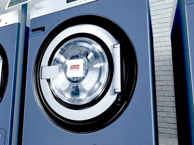 Miele sparer tid og penge på vaskeprocesser