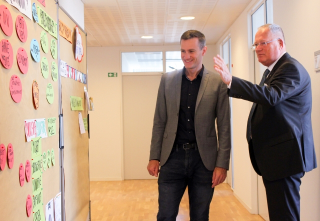 Jarlov satte fokus på konkurrenceudsættelse