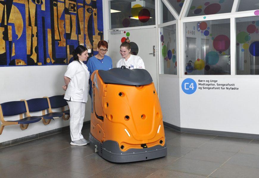 Robotterne i Randers