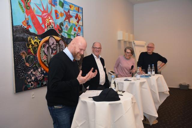Jørgen Hundsdahl død, 59 år