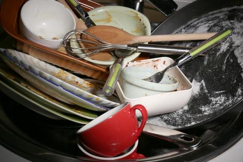 Rengøringshjælp til selv meget beskidte hjem