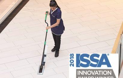 UNGER erGO! vinder ISSA innovationspris