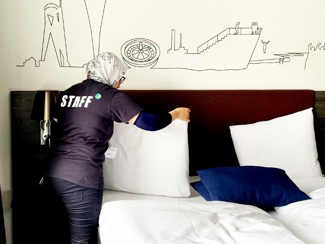Hotelservice anerkendes for Integrationsarbejde