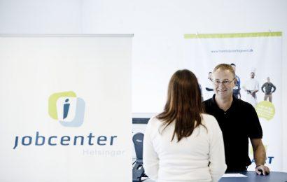 Flere helsingoranere i job