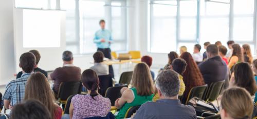 DRF sætter fokus på kompetencer og læring