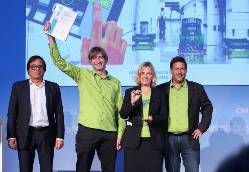 Uddeling af CMS Purus Innovation Award 2019