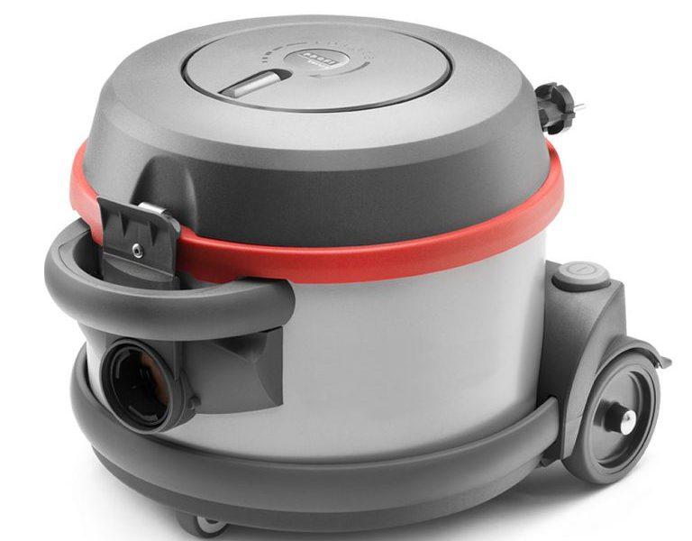 Hako Proff støvsuger – to modeller samme tilbehør.