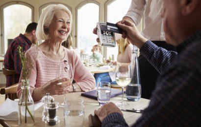 Gæster bruger flere penge i restauranten, hvis der er gjort pænt rent