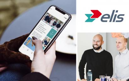 Innovativ app byder Elis' nyansatte velkommen