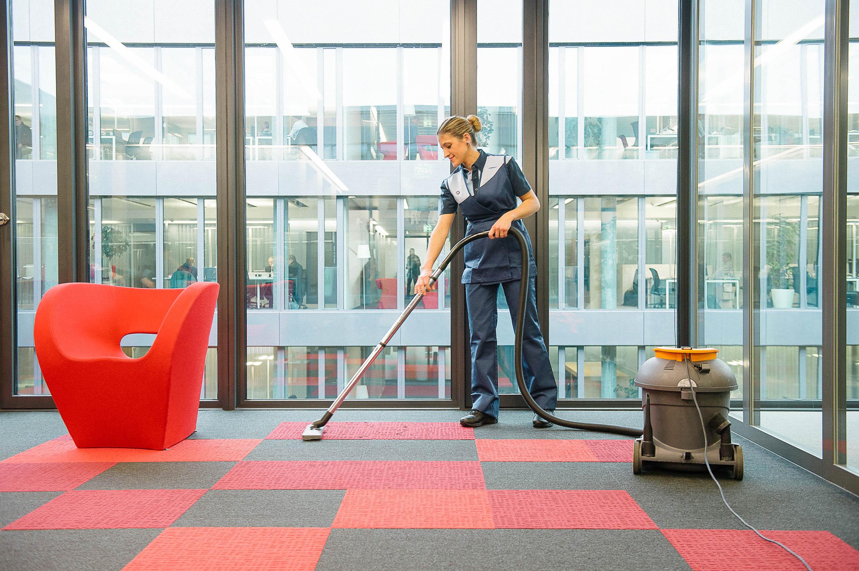ISS Danmark får svanemærket kontorrengøring