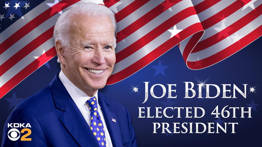 Joe Biden, de 46e President van de VS