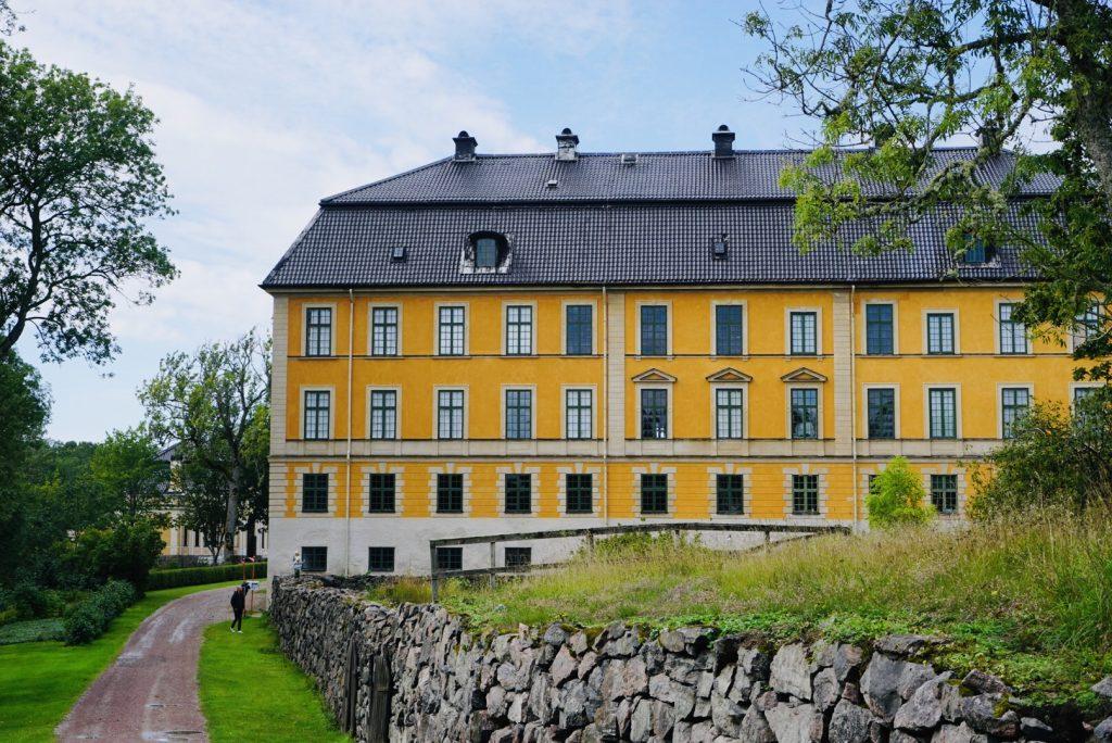 Fasad, Nynäs slott.