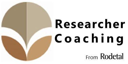 Researcher Coaching