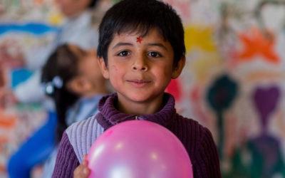 Ny undervisningsportal om flygtningebørn lanceret i går