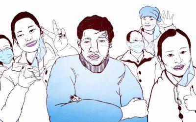 Efter epidemien: kinesisk forfatter retter hårdt angreb mod den kinesiske regering