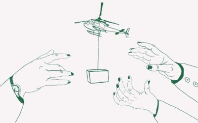 Helikopterpenge er et fint initiativ – men det understøtter også et ulighedsskabende gældssystem
