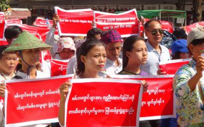Myanmar: Den uendelige borgerkrig