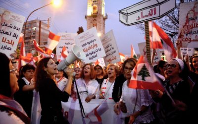 Libanon: Et land i oprør