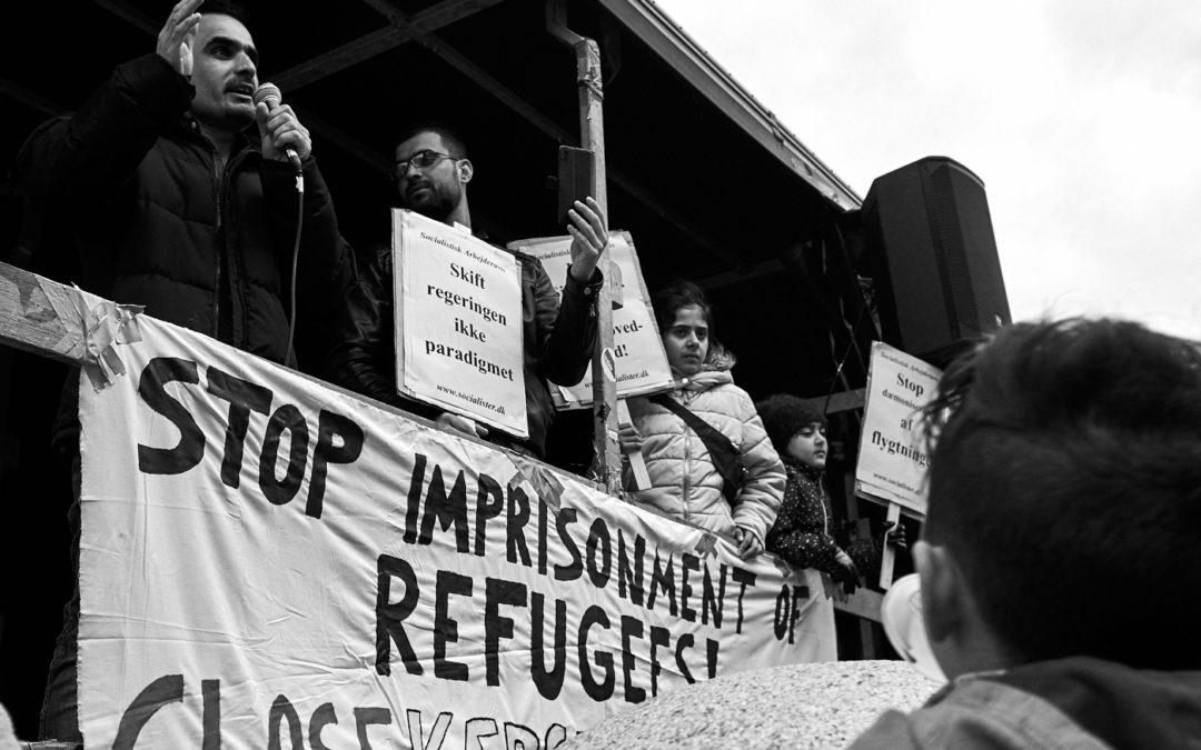 Beboer i udrejsecenter under coronakrisen: Hvordan er det at leve som os?