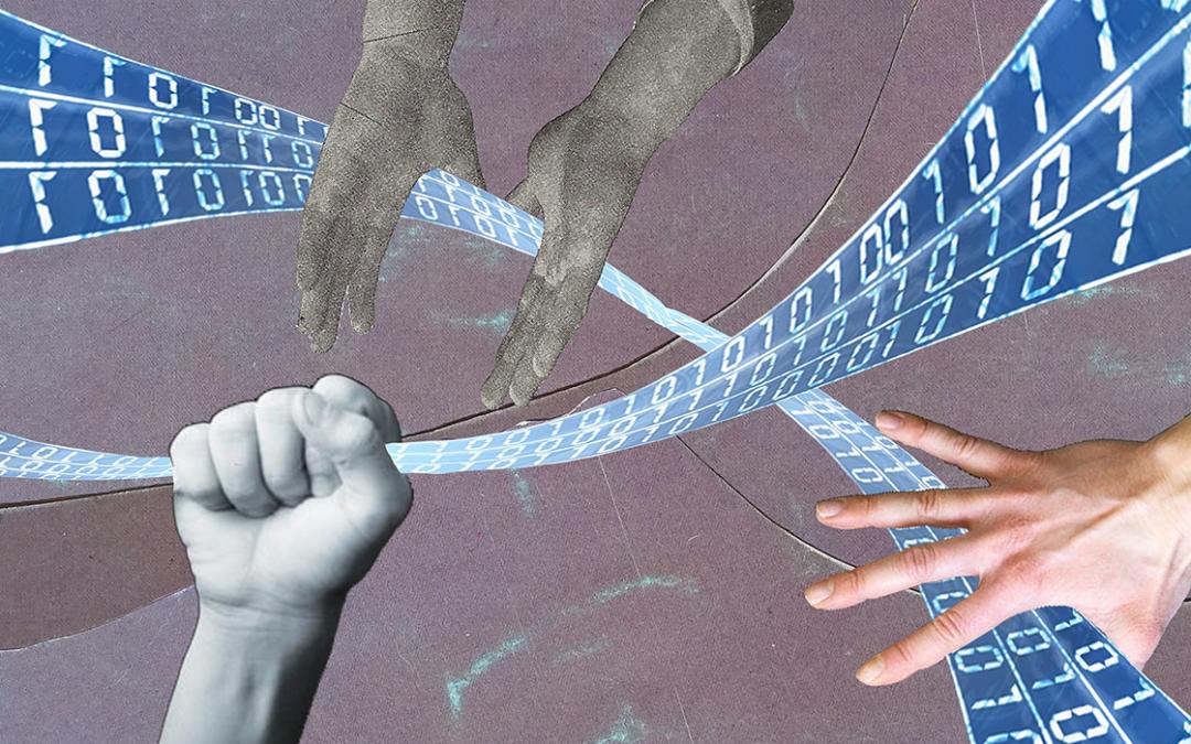 Kan civilsamfundet lede os ud af algoritmernes favntag?