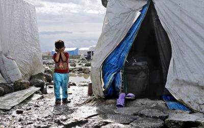 De Drømmer Stadig: Et indblik i livet hos børn nær den lukkede syriske grænse