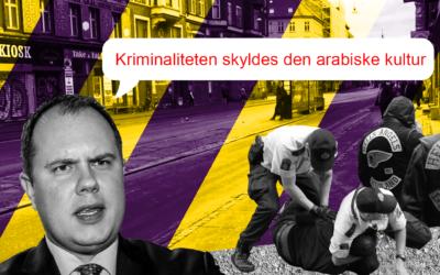 I Danmark anskuer vi kriminalitet forskelligt afhængigt af gerningsmandens etniske ophav