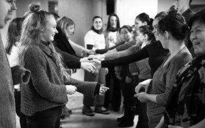 Unge vil løse de sociale udfordringer i Grønland og gøre op med danskernes fordomme