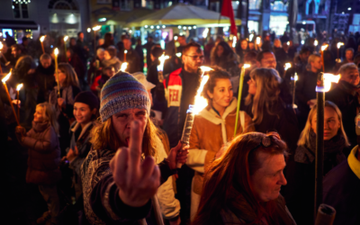 Demonstranter: Det skal ikke være kriminelt at være hjemløs i Danmark