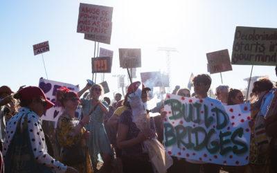 Roskilde Festival satte i år fokus på økonomisk ulighed og kolonialisme