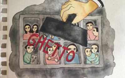 1 dømt person, 299 kroner og en håndfuld indvandrere – så lidt skal der til for at komme på regeringens ghettoliste