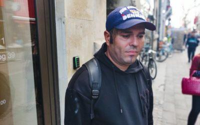 """Den 36-årige Viorel-Cristel Stanica blev i dag dømt skyldig for at have etableret og opholdt sig i en såkaldt """"utryghedsskabende lejr""""."""