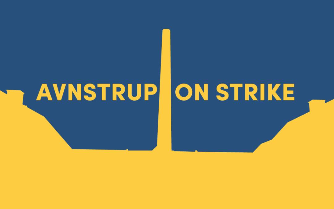 Avnstrup strejker: Otte problemer og krav