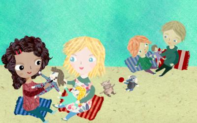 Ny børnebog vil normalisere kulturforskelle i daginstitutionerne