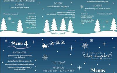 CHRISTMAS COMPANY MENUS