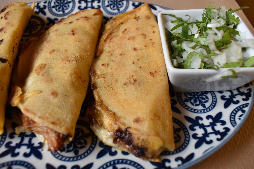 Quesadillas de Birria Tacos