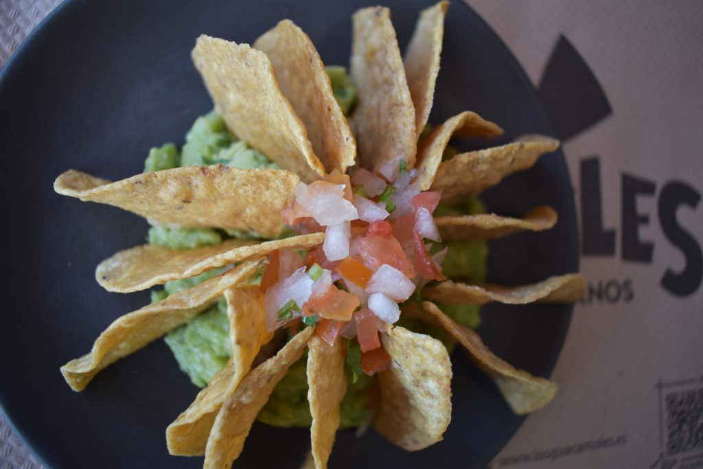 Guacamole Restaurante mexicano Madrid
