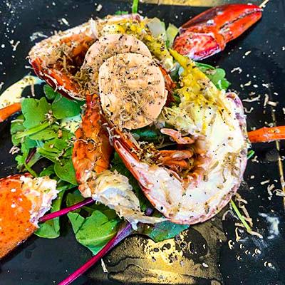 La Farandole de homard,