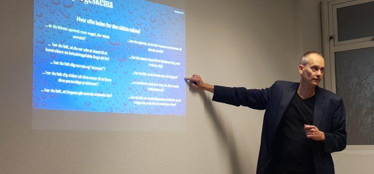 Foredraget Aktiv stressreduktion