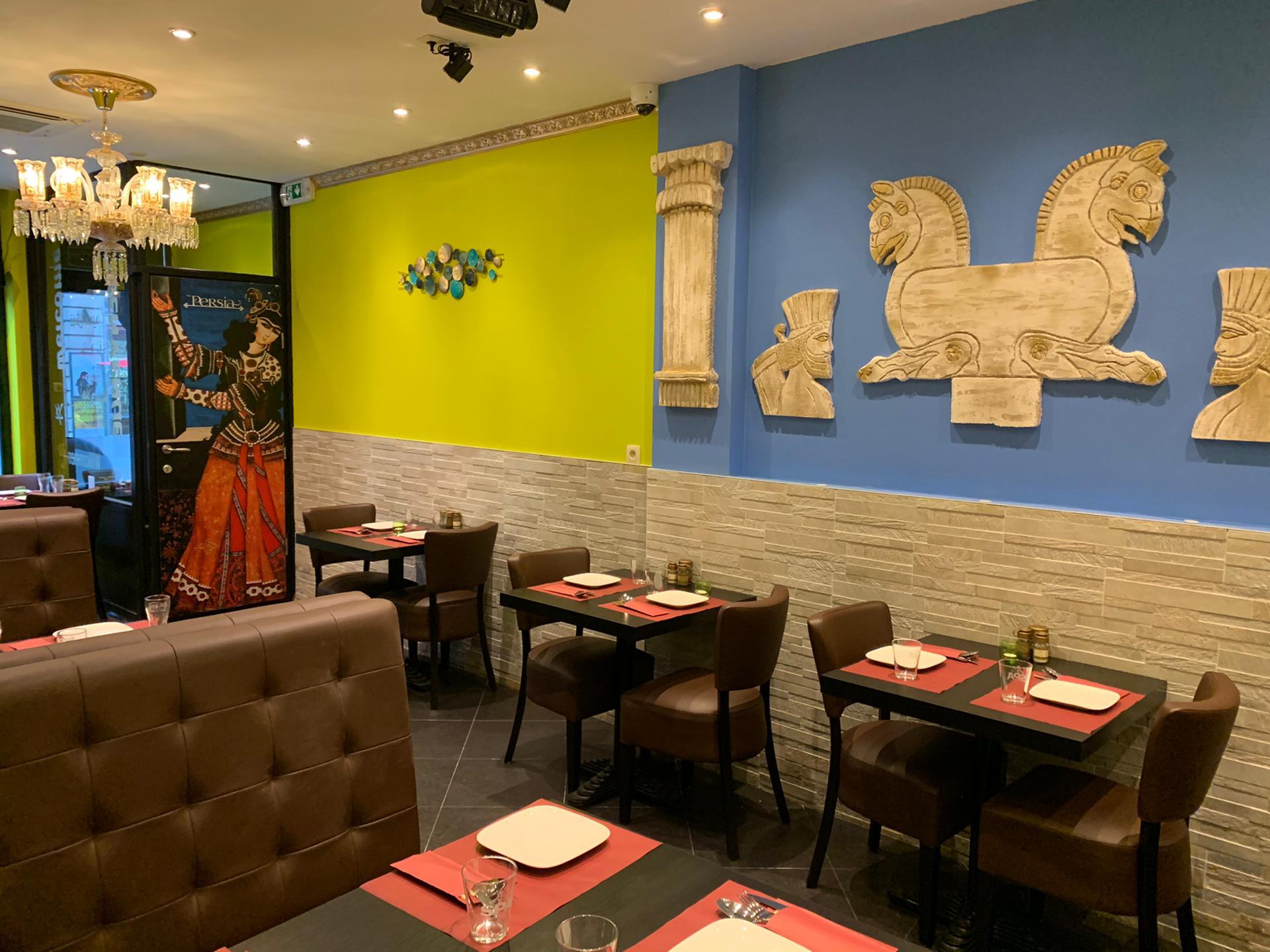 Cuisine Iranian a Brussels رستوران ایرانی در بروکسل Iranian Restaurant in Brussels