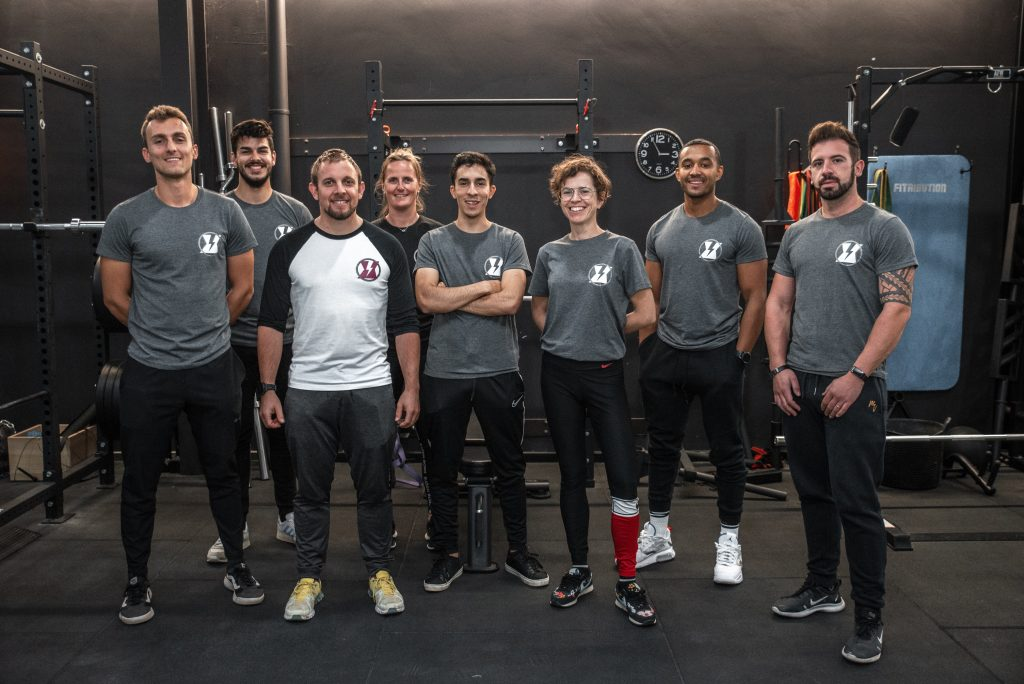 Contact Gyms Trainer