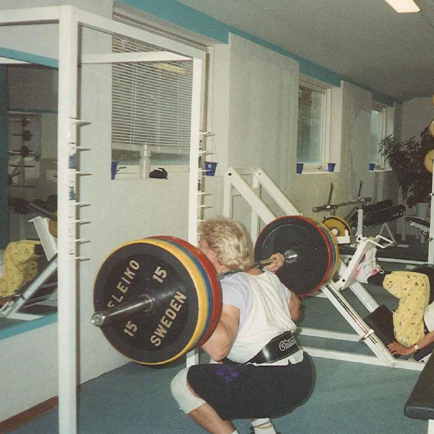Retro Gym's Ejer - Kurt Pedersen (løft)