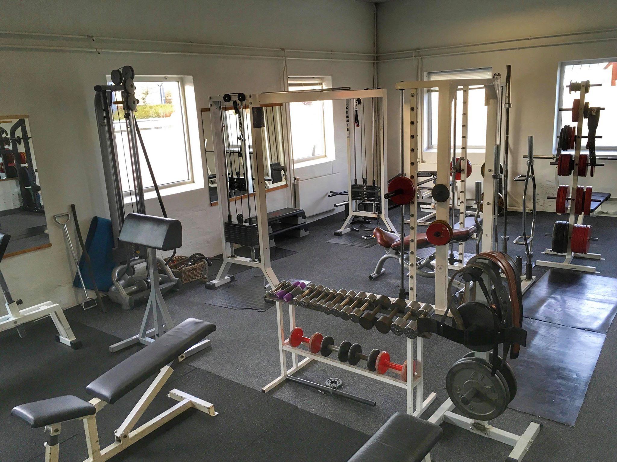Træningscenter i Ringe - lokale